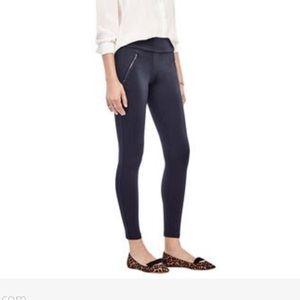 Ann Taylor Women's Blue Ponte Legging